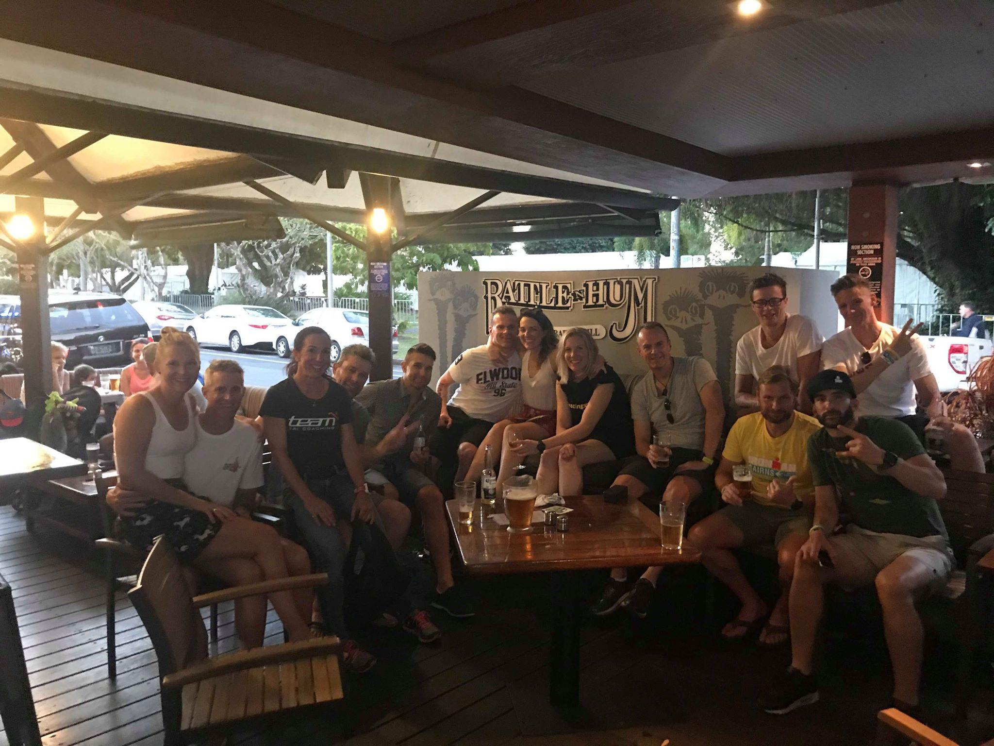 2018 Ironman Cairns & 70.3 Cairns Race Report
