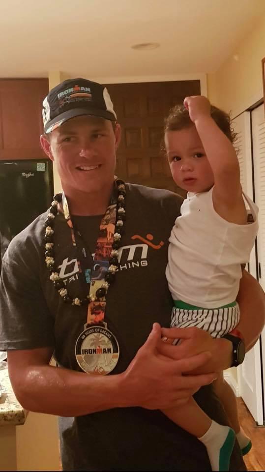 Gary Johnstone 2018 Hawaiian Ironman Race Report